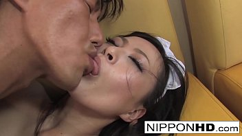 Japanese Cutie Sucks And Fucks Ha