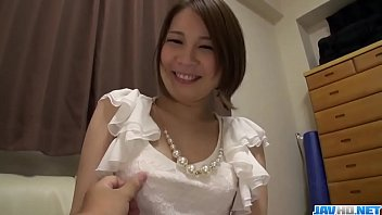 Curvy ass, Mao Mizusawa, rides in reverse like a goddess - More at javhd.net