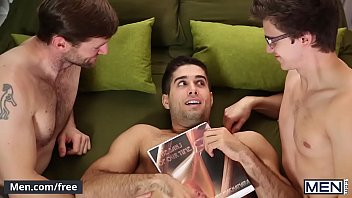 Men.com - (Dennis West,  Diego Sans, Will Braun) - Drill My Hole
