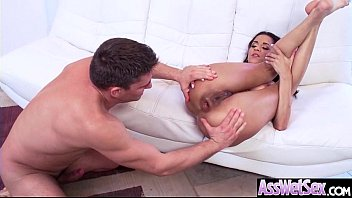 Curvy Big Butt Girl (Abby Lee Brazil) Enjoy Hardcore Anal Sex Action movie-01