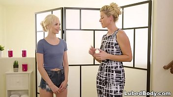 Breast massager india India summer takes care of her student elsa jean