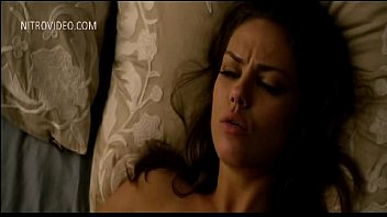 The godfather nude scene Celeb mila kunis fucked on camera
