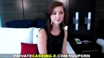 YouPorn - Private Casting X My first natural red haired pussy video