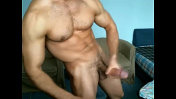 Gay stud meat toons - Horse hung stud showing off his humongous meat