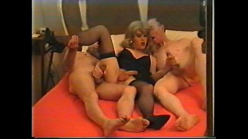 Transvestite fag slut Pink bed 1