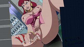 สาวยักษ์จับมนุษย์สาวตัวเล็กยัดเข้าไปในรูหีเล่นเสียวhentai xxx