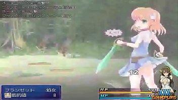 Hentai game Little Braver Gameplay