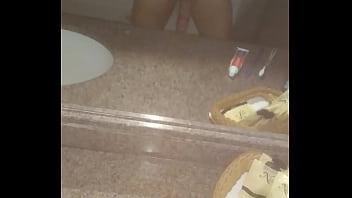 No Banheiro do Nobile Hotel Congonhas