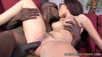 Roxanne Rae Takes A Black Cock Deep In Her Ass