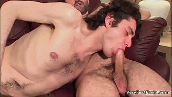 Antonio milan in hardcore gay threesome video