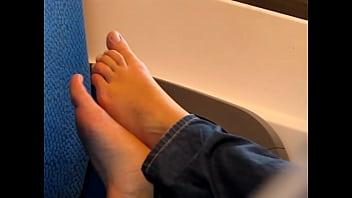 Can not Teen girl feet insertion