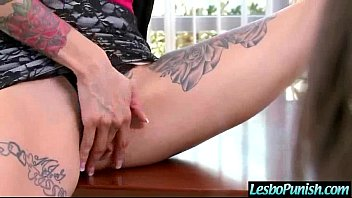 Punishment Sex With Toys Between Lesbos (anna & bell & tiffany) vid-13