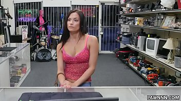Sex with watermelon Alexis deen visits the pawn shop - xxx pawn
