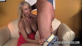 Lauren montgomery pornstar Sexy mature blonde erica lauren pleasing a big cock