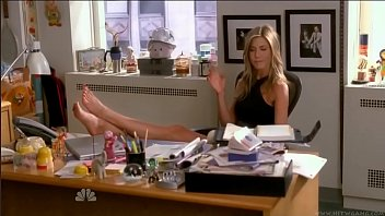 Cams4free.net - Jennifer Aniston Barefoot
