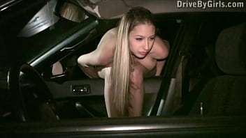 Free kitty porn Kitty jane car window public gangbang sex with several random strangers