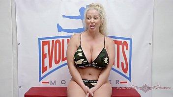 Big Boob Alura TNT Jenson nude wrestling fight and cock sucking