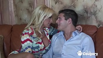 Holly Halston Takes A Hard Dick For A Ride