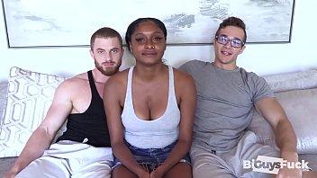 Huge Cock Jayden Marcos FUCKS and drops a HUGE facial on hairy redhead Dustin Hazel