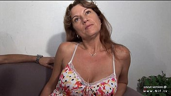 Casting amateur french squirt mom analyzed double penetrated and hard gangbanged