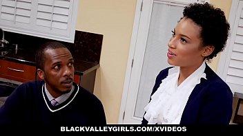 BlackValleyGirls - Ebony Queen Eats Driving Instructors Dick