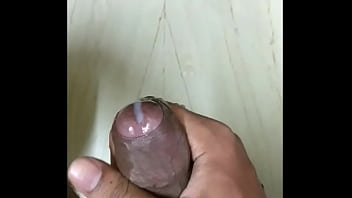 Desi Indian Chennai tamil boy shagging and big cock