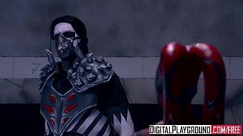 DigitalPlayground - Star Wars One Sith - XXX Parody Kleio Valentein 8 min