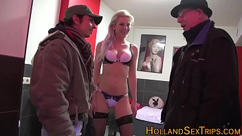 Red light district porn pictures Dutch prostitute fucks