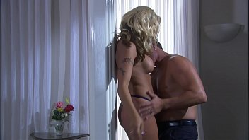 Big Tits Hot Blonde Stepmother Takes The Huge Cock Of Stepson Cheating Dad