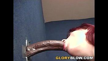 Next door glory hole - Redhead nikki sucks bbc - gloryhole