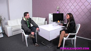 Femaleagent Horny Sex Starved New Agent