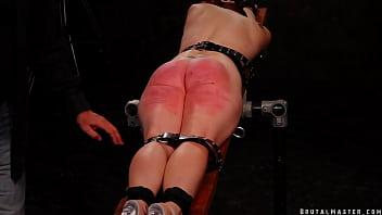 BDSM Slave Punish