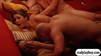 Group Of Couples Enjoyed Massive Orgy In Boom Boom Room