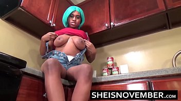 Surprise Cumshot Facial In Otaku Cosplay Babe Mouth For Ebony Step Sister Msnovember Sucking Big Cock Bro In Kitchen Head Facefucking HD Sheisnovember Vorschaubild