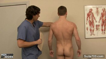 Gay pornstar corey jay Naughty doctor fuck his patient