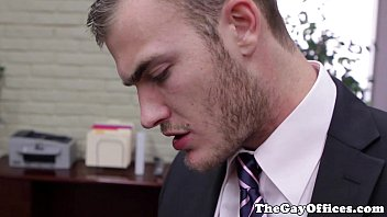 Calling christian church gay serve struggle uncommon Colby keller in the office sucking boss