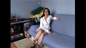 Animated french condom Accidental creampie for a casting french amateur