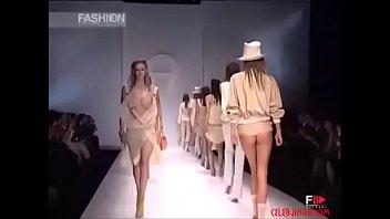 Runway Models Nude And Nip Slip Compilation