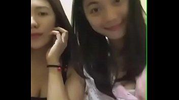 Indbokepz.com Bigo Live Hot Indonesia Kakak Adik Pamer Puting Susu Pink