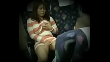 430321 young woman caught masturbating in train