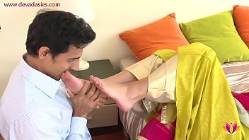 Lonely beautiful wife falls prey to husband's pervy boss