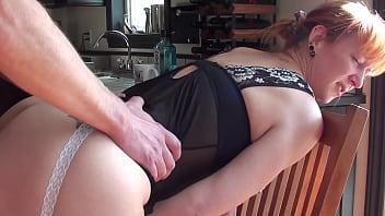 Kitchen chair doggystyle 7分钟