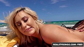 Reality Kings - We Live Together - Babes In Bikinis - (Brandi Bae, Kenzie Reeves)