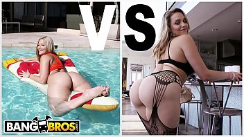 Riding dick in the splits Bangbros - pawg showdown: alexis texas vs mia malkova. who fucks better you decide.