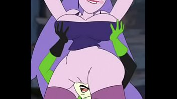 Pussy stache Mad madam mim lesbian bounce