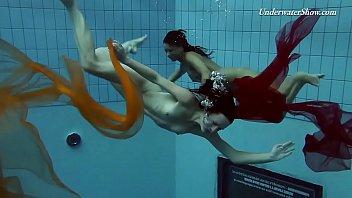 Naked liza Krasula fedorchuk and liza rachinska underwate lesbos babes
