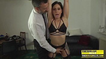 respectable lady gets rough sex
