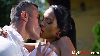 MILF Gets Some Lower Body Assistance  Katrina Moreno
