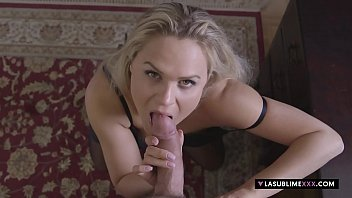 LaSublimeXXX Barra Brass needs to ride her boyfriend big cock