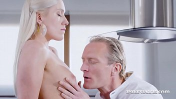 Private.com - Young Blonde Angelika Grays Gets Anal Fucked!